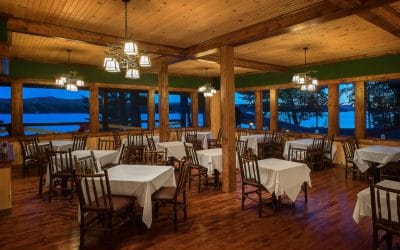 Great Pines is Runner-Up for Best Adirondack Fine Dining